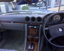 MERCEDES CABRIOLET 280 SL BVA (W107)