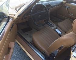 MERCEDES CABRIOLET 380 SL BVA ( W107)