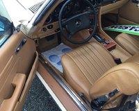 MERCEDES CABRIOLET 380 SL ( W107)