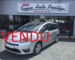CITROEN GRAND C4 PICASSO 2.0 HDI 138  7 PLACES Exclusive