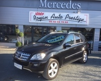 MERCEDES ML II  280 CDI 7G-TRONIC SPORT 4 MATIC.