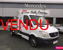MERCEDES SPRINTER BENNE 513 CDI LONG