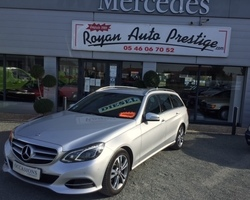 MERCEDES BREAK E 220 D BLUETEC 9G-TRONIC