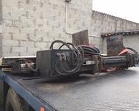 HAYON Hydraulique Dhollandia 1500 kg 2007