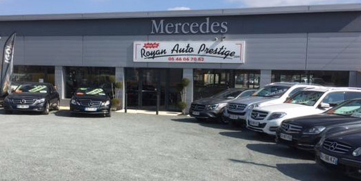 Royan Auto Prestige - Garage Mercedes